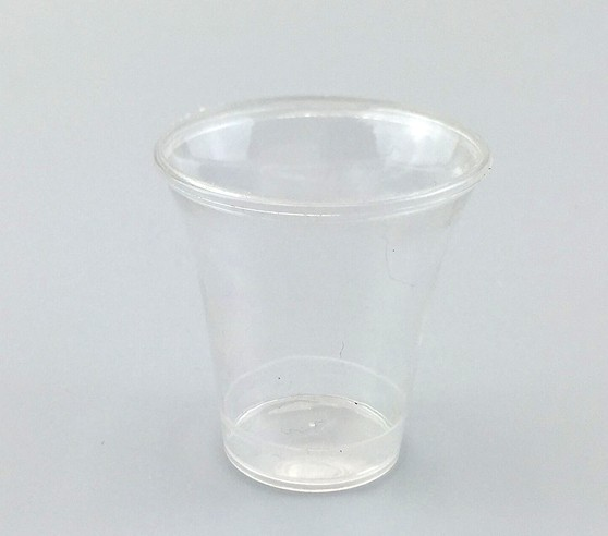 EaMaSy Party  0.5 oz. Mini Plastic Shot Glasses