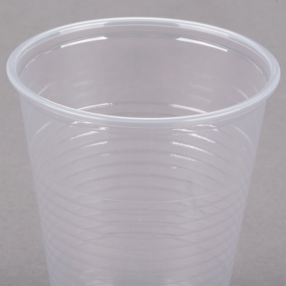EaMaSy Party  9 oz. Translucent Thin Wall Plastic Cold Cup