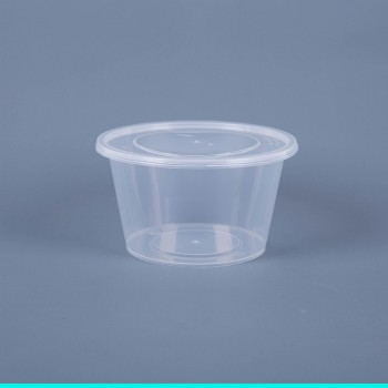 EaMaSy 1500ML CIRCURAL TACKEOUT FOOD CONTAINER