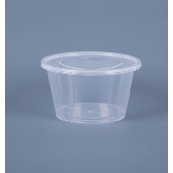 EaMaSy 1750ML CIRCURAL TACKEOUT FOOD CONTAINER