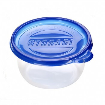 EAMASY 25OZ/739ML CIRCULAR  FOOD CONTAINER