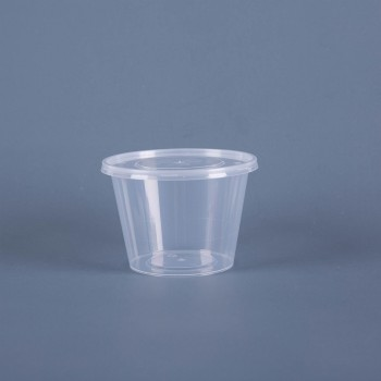EaMaSy 500ML CIRCURAL TACKEAWAY FOOD CONTAINER