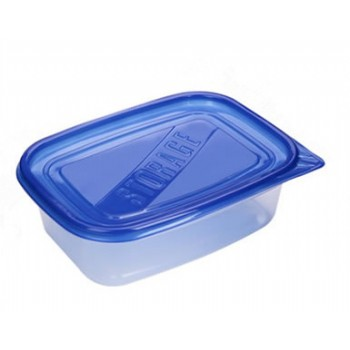 EAMASY  53OZ/1500ML  RECTANGLE FOOD CONTAINER
