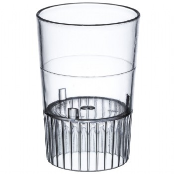 EaMaSy Party 1 Oz.Hard Plastic Shoter Glass