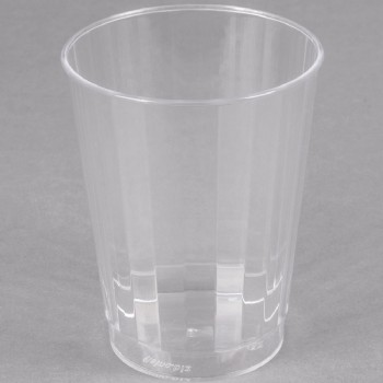 EaMaSy Party  10 OZ. Hard Plastic Crystal Tumbler