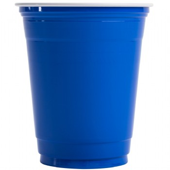 EaMaSy Party  12OZ .Double Colore  Plastic   Cups