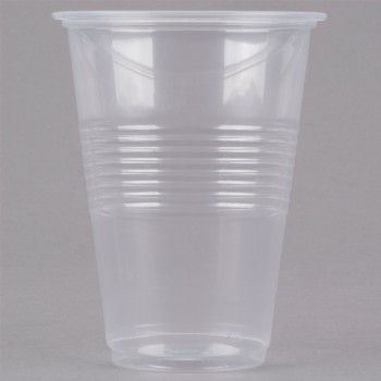 EaMaSy Party  16 oz. Translucent Squat  Thin Wall Plastic Cold Cup