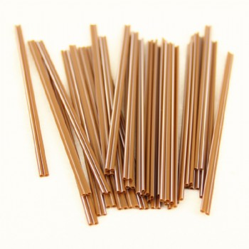 EaMaSy Party 1mm Double Barrel   Coffee  Stirrer /Sip Straw