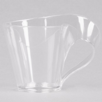 EaMaSy Party  2.7 oz. Tiny Tonics Clear Plastic Cup