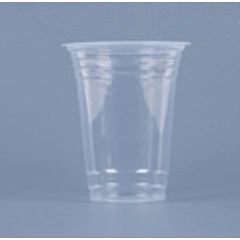 EaMaSy Party  420ML Translucent Squat  Thin Wall Plastic Cold Cup