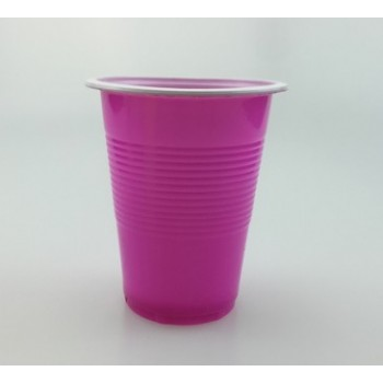 EaMaSy Party 6OZ .Double Colore Plastic  Cups