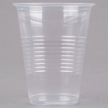 EaMaSy Party  7 oz. Translucent Thin Wall Plastic Cold Cup