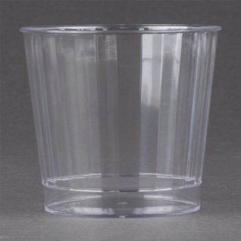 EaMaSy Party  9 OZ. Hard Plastic Crystal Tumbler