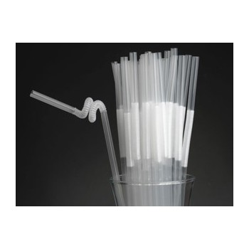 EaMaSy Party Jumbo 6mm Clear   Art  Straws/Crazy Diy Straw