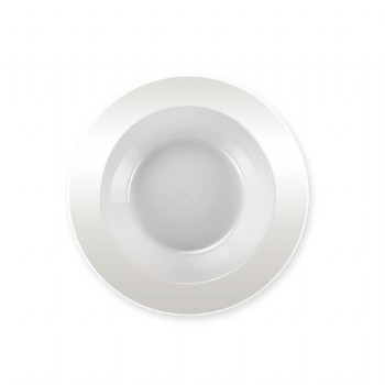 EASY PARTY Magnificence 12 oz. Clear Plastic Bowls